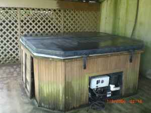 JACUZZI & HOT TUB REMOVAL SERVICE